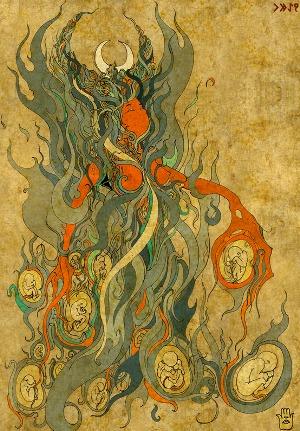 Umay, goddes of fertility