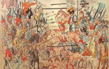 Battle at Legnica