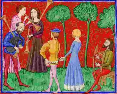 Medieval Musics